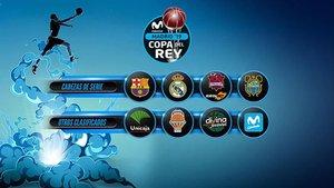 La Copa se disputará en Madrid del 14 al 17 de febrero