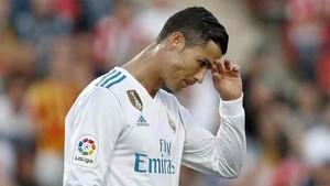 Cristiano Ronaldo dejó un mensaje en las redes sociales