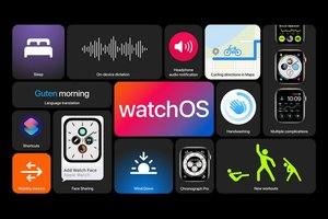 Ya disponibe la beta pública de watchOS 7 para el Apple Watch