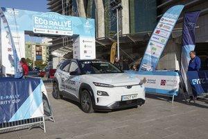 El Eco Rally valenciano contó con la participación de Aviñó
