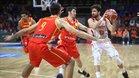España derrotó a Turquía por un contundente 74-58