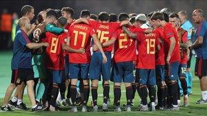 España no estará en el Mundial Sub-20 pese a ser la actual campeona de Europa