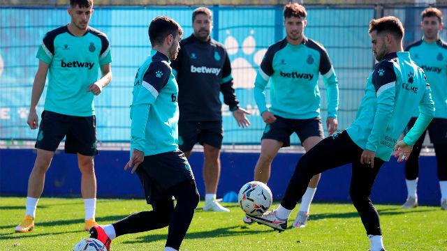 El Espanyol ultima los detalles antes de medirse al Málaga