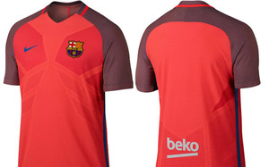equipacion entrenamiento Barcelona futbol