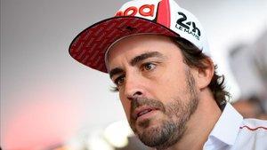 Fernando Alonso sigue sin definir su futuro