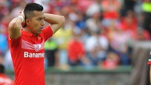 Fernando Uribe juega actualmente en el Flamengo
