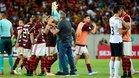 Flamengo logró su tercera victoria consecutiva en casa