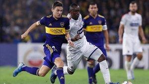 Franco Soldano seguirá en Boca Juniors por una temporada más