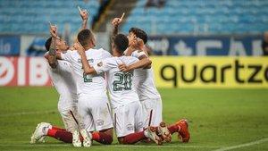 Gremio sigue sin conocer la victoria en el Brasileirao