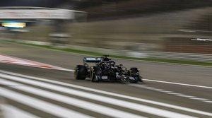 Hamilton logró la décima pole del año