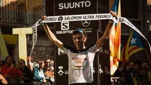 Jan Margarit vence en la primera edición de la Sky Pirineu
