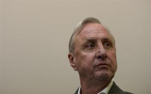 Johan Cruyff ha muerto de cáncer de pulmón