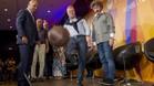 Koeman, Stoichkov, Bakero rememoraron el gol que dio la primera Copa de Europa al Barça