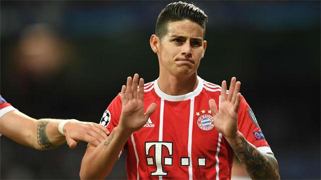 LACHAMPIONS | Real Madrid - Bayern Múnich (2-2): El gol de James