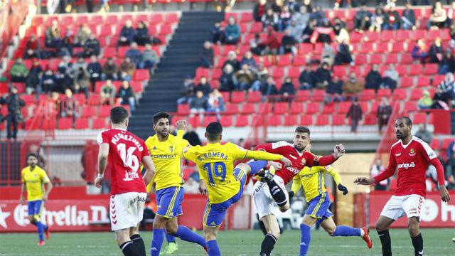 LALIGA 123 | Nàstic-Cádiz (0-0)
