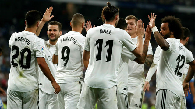 LALIGA | Real Madrid - Getafe (2-0)