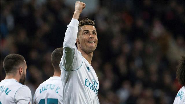LALIGA | Real Madrid - Girona (6-3): El primer gol de Cristiano Ronaldo
