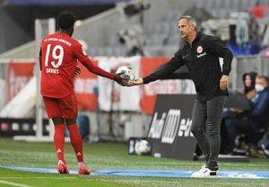 Las imágenes más espectaculares de la victoria del Bayern de Munich