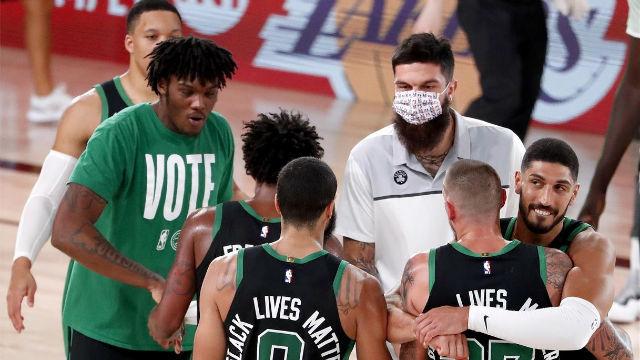 Los Celtics sobreviven ante Miami y habrá sexto partido