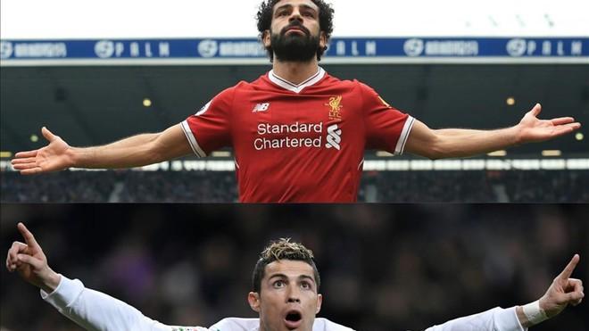 Una final en manos de Cristiano y Salah