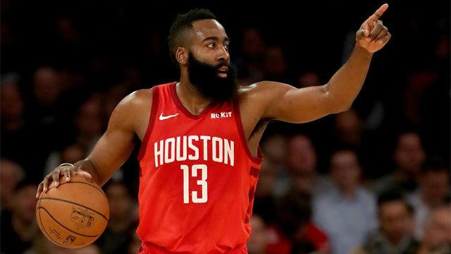 Los Rockets se imponen ante Dallas con un brillante Harden
