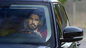 Luis Suárez tiene un futuro incierto