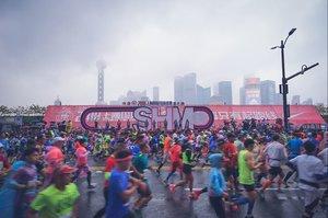 La maratón de Shanghái, este domingo