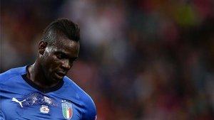 Mario Balotelli, cerca de fichar por el OM