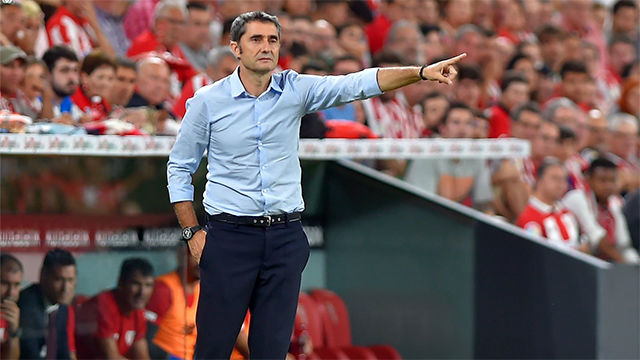 El mensaje de Valverde a Griezmann tras la primera derrota