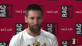Messi admite que quiso abandonar España por su problema con Hacienda