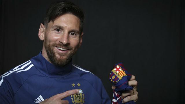 Messi: Se ha perdido un poco la apuesta por la cantera