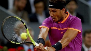 Nadal, a semifinales en Madrid