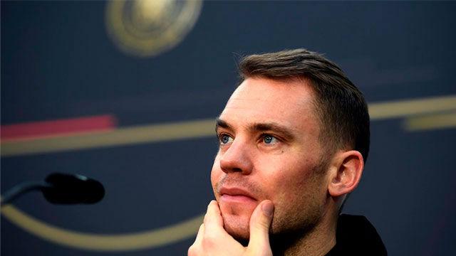 Neuer opina sobre los rumores que vinculan a Guardiola y el Bayern de Múnich