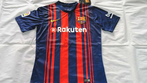 8c02cb1eca405 La fotografía que confirma cómo serán las camisetas del Barça