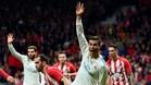 El Real Madrid volvió a tropezar en el Wanda Metropolitano
