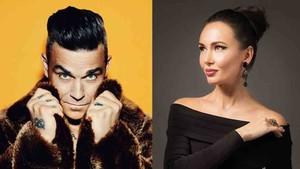 Robbie Williams y Aida Garifullina actuarán en el Mundial de Rusia 2018
