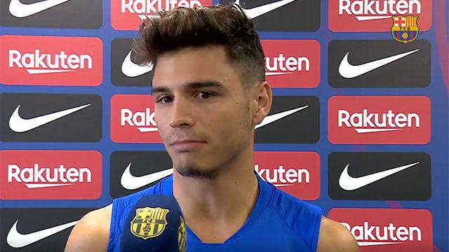 Sarsanedas valora el inicio de la pretemporada del Barça B