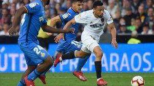 De seguir sumando victorias, el Valencia aún puede aspirar a ingresar a la próxima edición de la Champions League