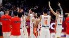La selección española recuperó la intensidad contra Italia