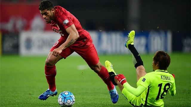 El sensacional gol de Hulk frente al Urawa Red Diamonds