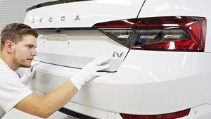 Skoda ya produce su primer vehículo electrificado en la República Checa.