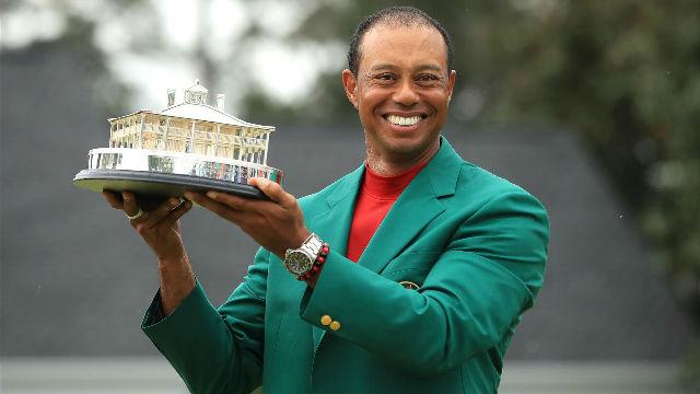 Tiger Woods: Se cierra el círculo veintidós años después
