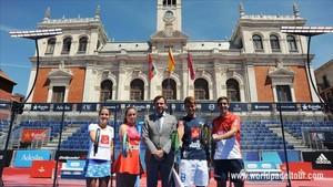 Valladolid ofrece una pista central expectacular