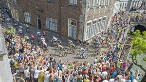 La Vuelta regresa a Holanda 11 años después