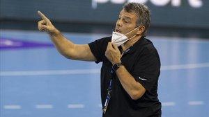 Xavi Pascual avisa del importantísimo partido de mañana contra el Aalborg