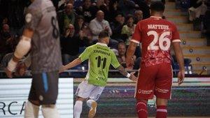 Ximbinha se despidió del Palma Futsal con un gol ante ElPozo