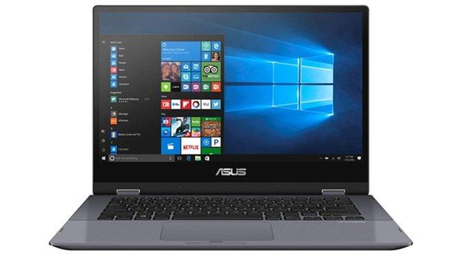 ASUS VivoBook TP412UA-EC035T