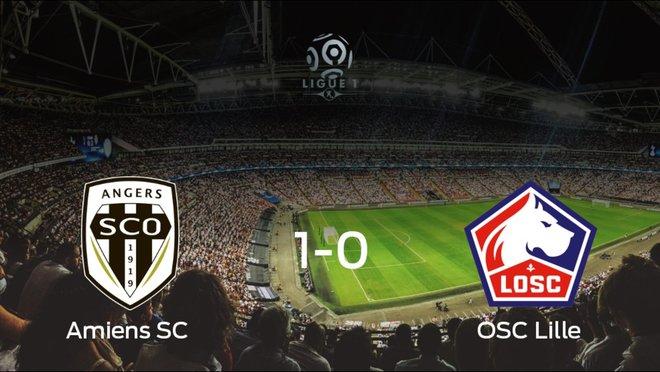 Tres puntos para el equipo local: Amiens SC 1-0 OSC Lille