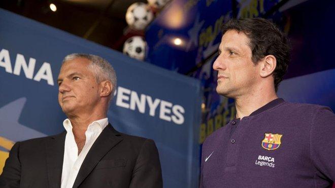 Belletti inicia su carrera como entrenador