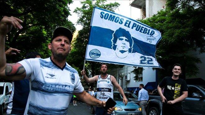Maradona vuelve al Gimnasia